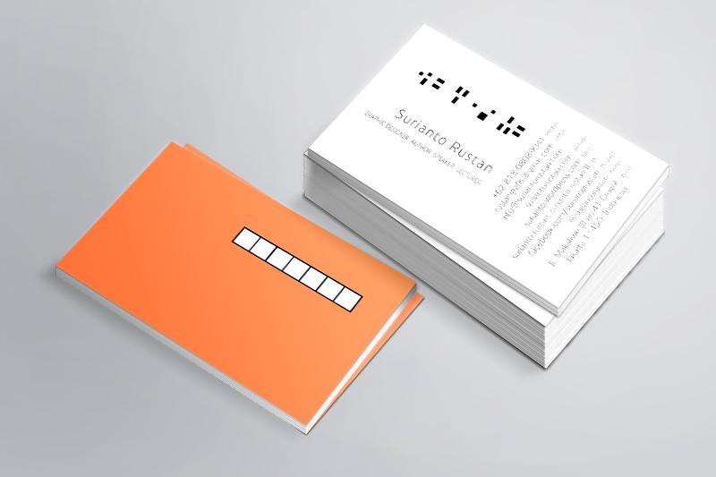 Ada 3 versi kode kartu nama yang berbeda - Empower