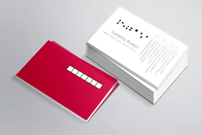 Ada 3 versi kode kartu nama yang berbeda - Unleash